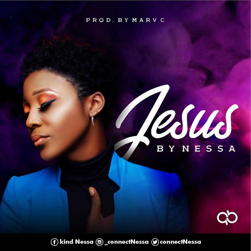 Jessica Naomee unik muzik: nessa – jesus    @connectnessa – unik empire